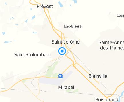 Bulk Barn Saint-Jérôme