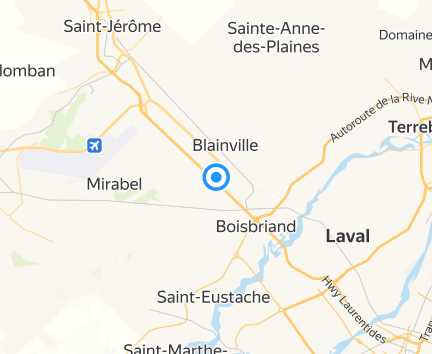 Canadian Tire Blainville