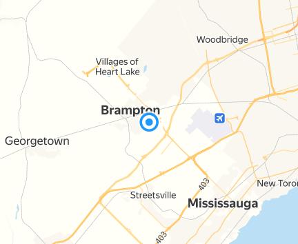 Canadian Tire Brampton