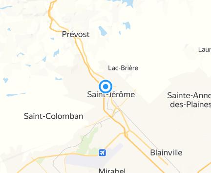 Canadian Tire Saint-Jérôme