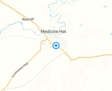 Giant Tiger Medicine Hat