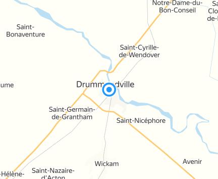KFC Drummondville
