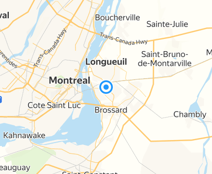 KFC Longueuil