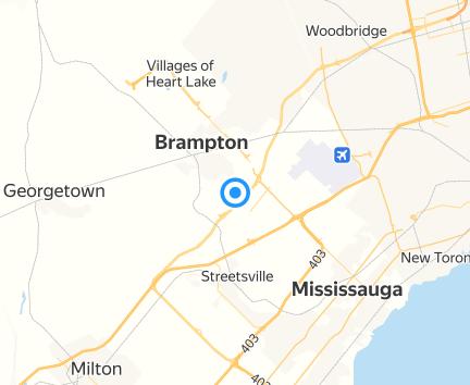 McDonald's Brampton