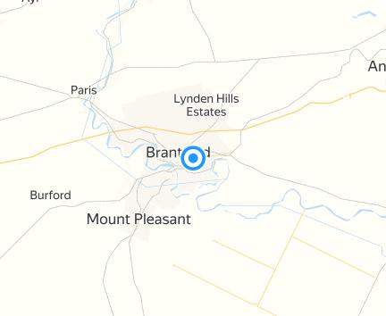 McDonald's Brantford