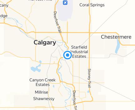 McDonald's Calgary