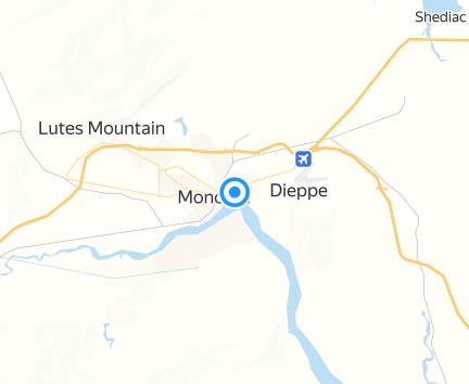 McDonald's Dieppe