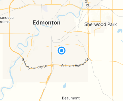 McDonald's Edmonton