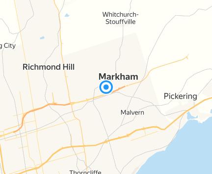McDonald's Markham