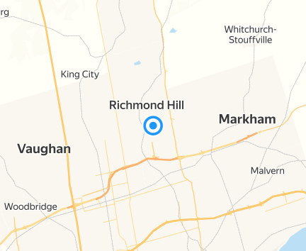 McDonald's Richmond Hill