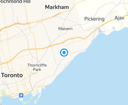 McDonald's Toronto