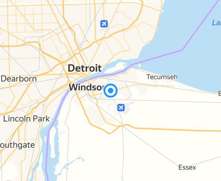 McDonald's Windsor