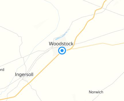 McDonald's Woodstock
