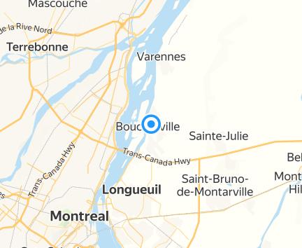 Metro Boucherville