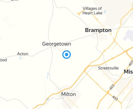 Metro Georgetown