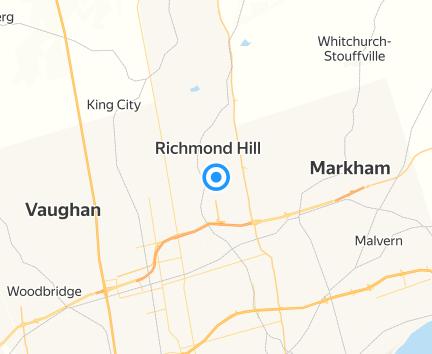 Metro Richmond Hill