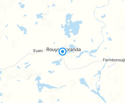 Metro Rouyn-Noranda