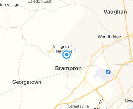 Roots Canada Brampton