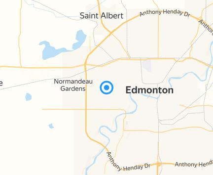 Roots Canada Edmonton