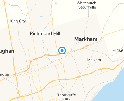 Roots Canada Markham