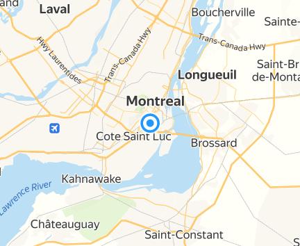 Roots Canada Montréal