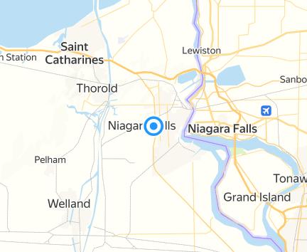 Roots Canada Niagara Falls