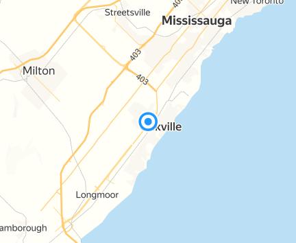 Roots Canada Oakville