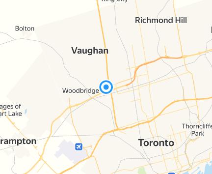 Roots Canada Vaughan