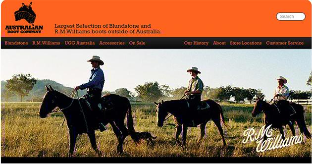 Australian Boot Online