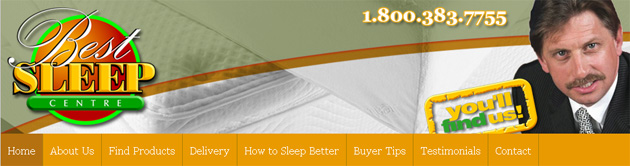 Best Sleep Centre Online Flyer