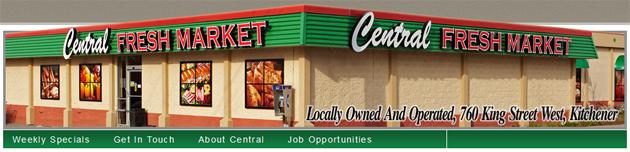 Central Fresh Market Online