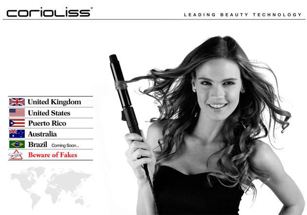 Corioliss Online Store