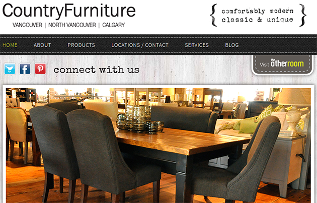 Country Furniture Online