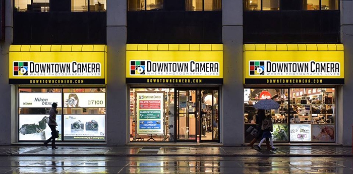 Downtown Camera Online
