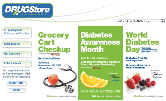 Drugstore Pharmacy Online