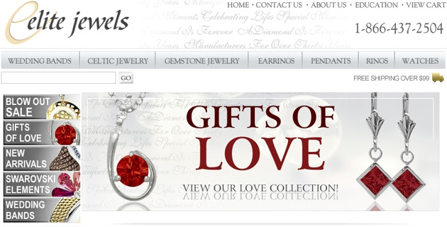 Elite Jewels Online