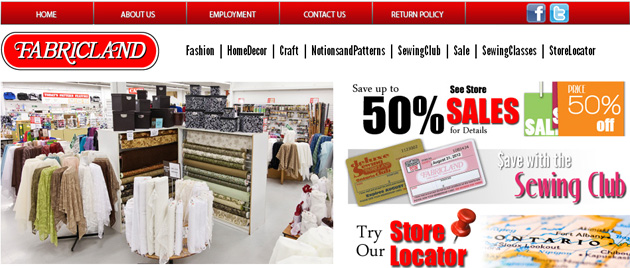 Fabricland Popular Fabrics Online