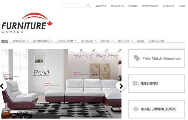 Furniture Canada Online
