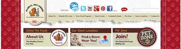 Global Pet Foods Online