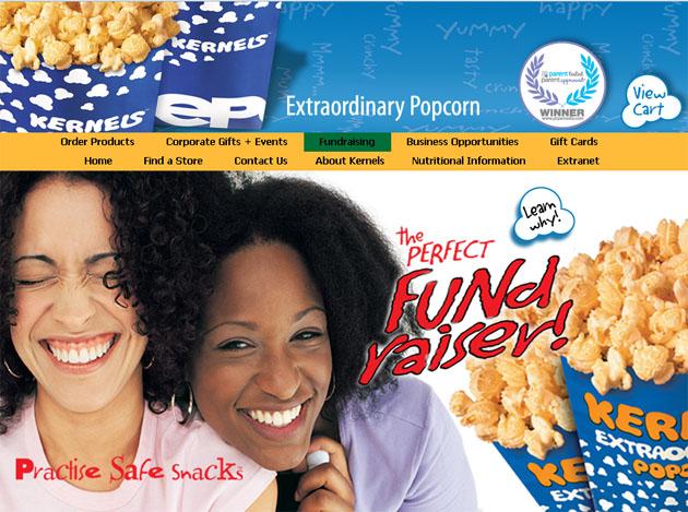 Kernels Extraordinary Popcorn Online