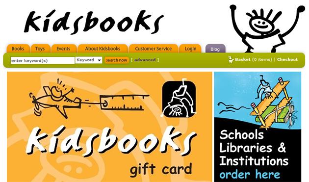 Kids Books Online