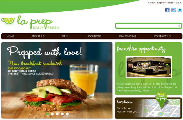 La Prep Daily Fresh Online