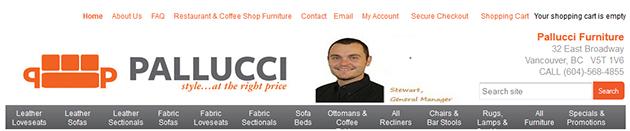 Pallucci Furniture Online