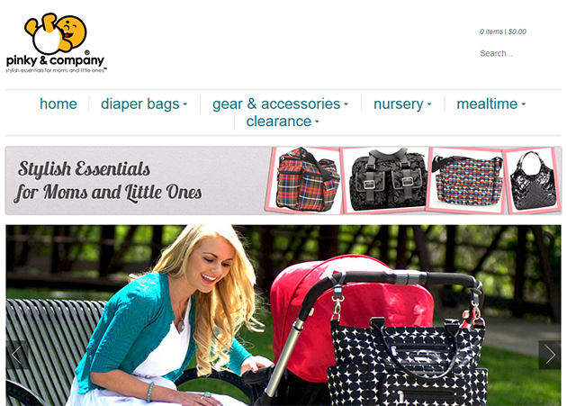 Pinky & Company Online