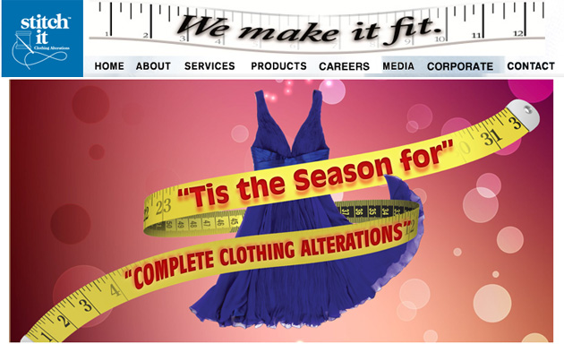 Stitch It Tailor Clothing Alterations Online