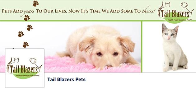 Tail Blazers Pets Online