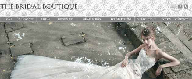 The Bridal Boutique Online