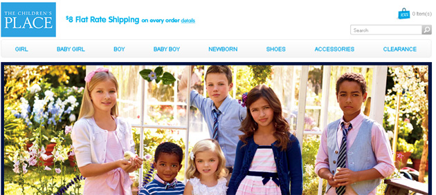 The Childrens Place Online Flyer