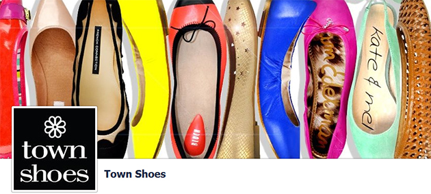 Town Shoes Online