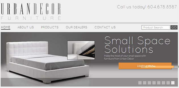 Urbandecor Furniture Online